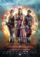 plakát filmu Princezna zakletá v čase
