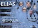 plakát koncertu skupiny ELIAS
